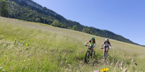 27/05/2015 - CHAPELLE DES BOIS - DOUBS - FRANCE -  VTT      - Photo Laurent CHEVIET©